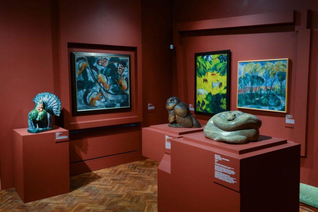 Выставка «Мир, сотворенный заново» Серпуховской историко-художественный музей