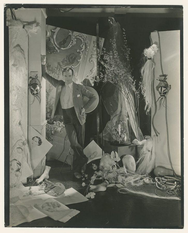 Сесил Битон «Автопортрет», 1930-е © Condé Nast