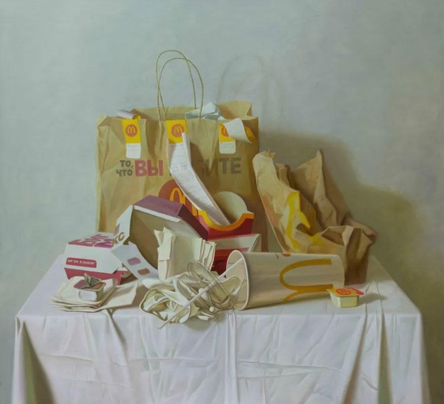 Выставка «Энди Уорхол и русское искусство» © Севкабель Порт