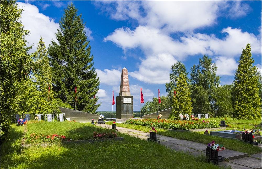 Мемориал «Синявинские высоты» © Точка ART