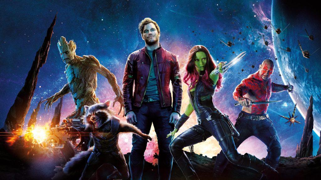 «Стражи Галактики» / Guardians of the Galaxy