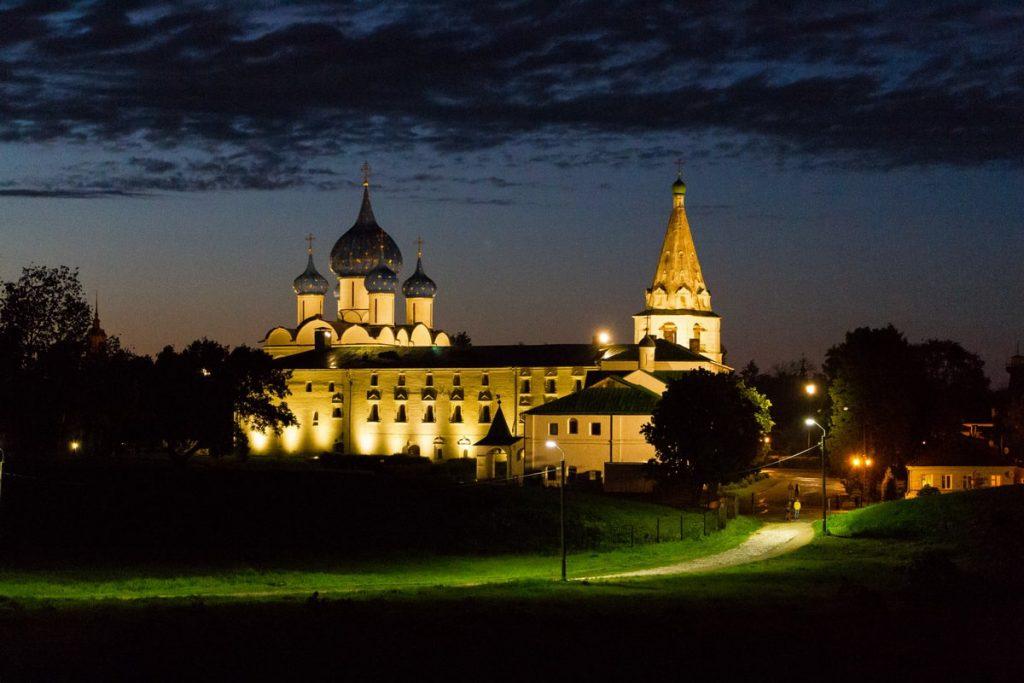 Суздальский кремль © Точка ART