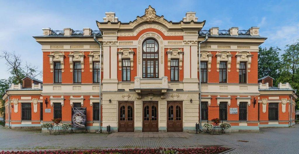 Народный дом имени А.С. Пушкина © Точка ART