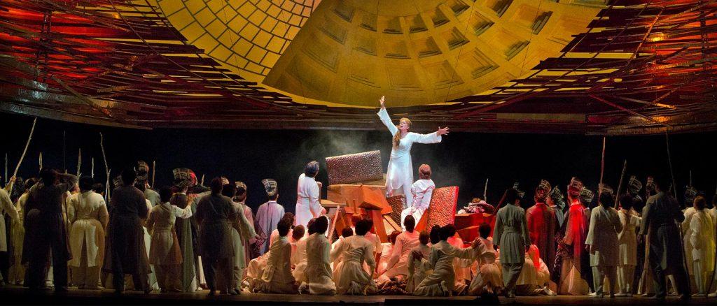 «Троянцы» Гектора Берлиоза на сцене Метрополитен оперы © МЕТ