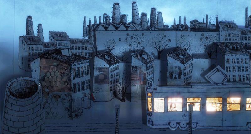 «Убей это и покинь город» © Polish Film Festival «Vistula»