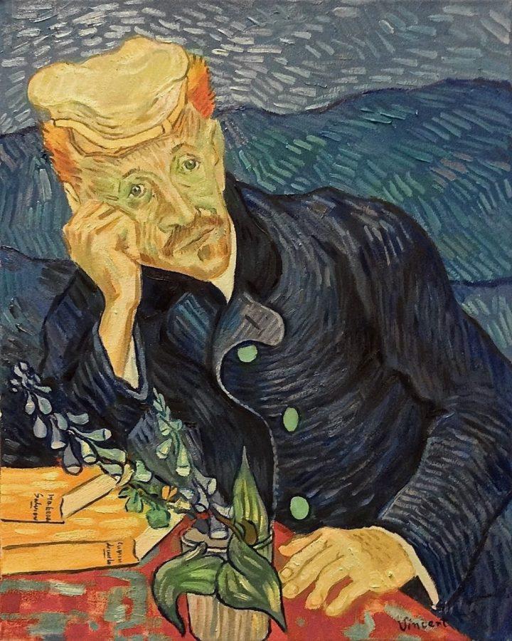 Винсент Ван Гог «Портрет доктора Гаше», 1890 © Art&Culture / Частная коллекция