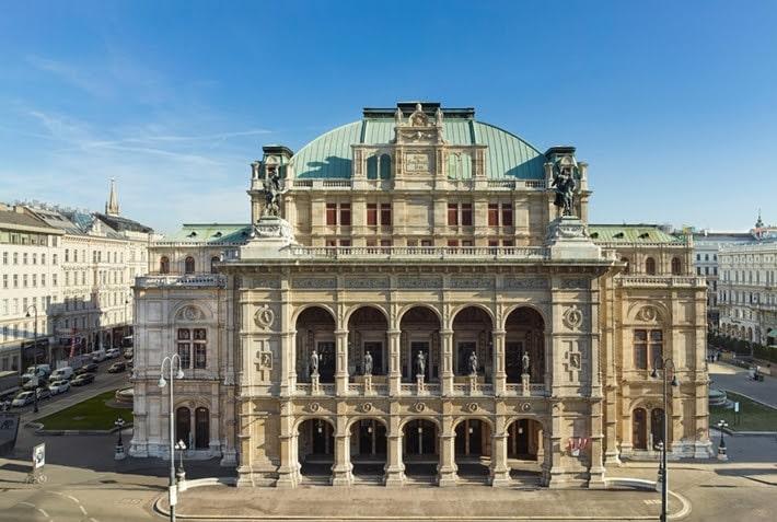 Венская опера / Wiener Staatsoper 29 — 30 апреля