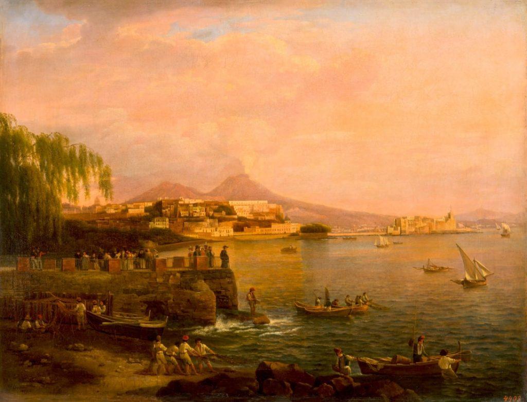 С.Ф. Щедрин «Вид Неаполя от королевского сада», 1820 © ГРМ