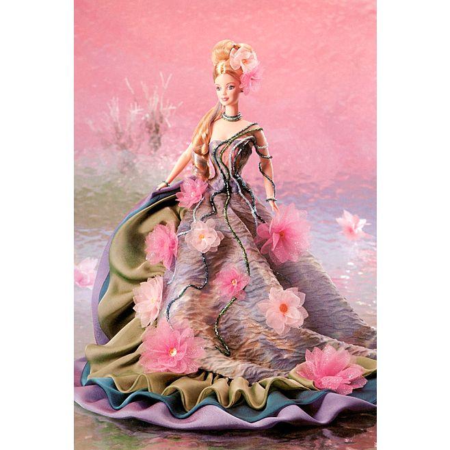 Water Lily™ Barbie® Doll © barbie.mattel.com