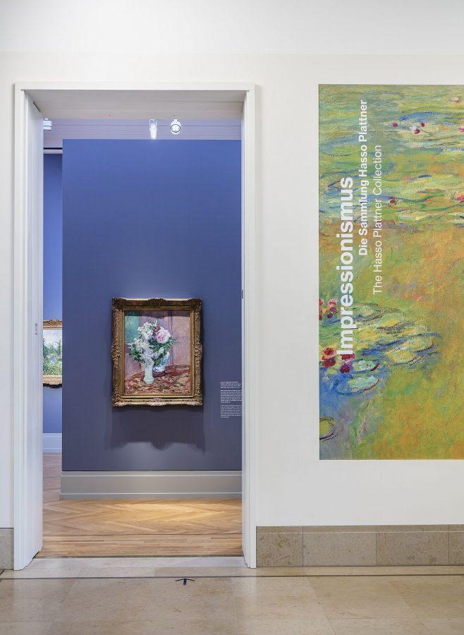 «Импрессионизм: Коллекция Хассо Платтнера» © David von Becker